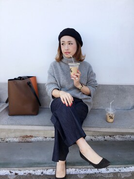 mizuhoさんの(CELINE|セリーヌ)を使ったコーディネート