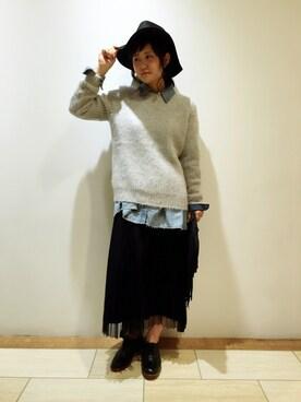 FREAKS STORE 名古屋パルコ店|いかちゃんさんの(FREAK'S STORE|フリークスストア)を使ったコーディネート