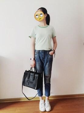(adidas originals) using this LV小姐 looks