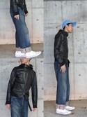 「Levi's Vintage Clothing 1954 501 Selvedge Denim Jeans(Levi's)」 using this Naoki Matsuda looks