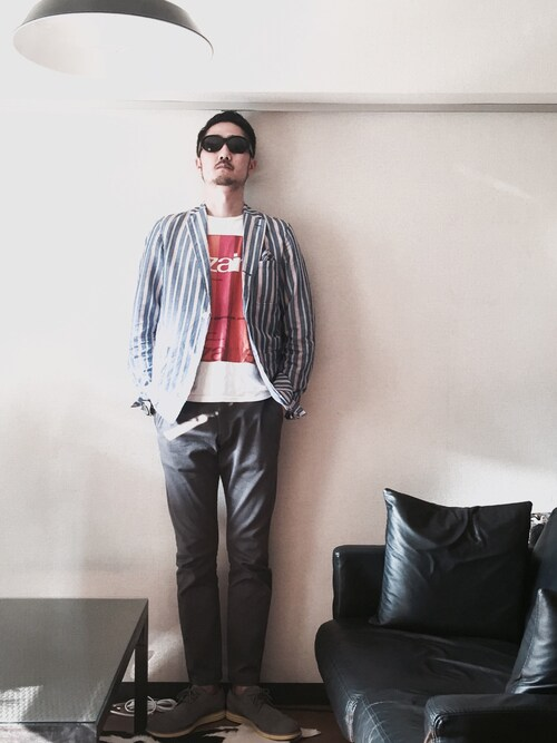 メンズ40代おすすめ《夏のファッション》コーデ4つの傾向