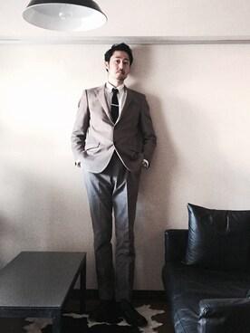 秋山浩一郎さんの(LOUIS VUITTON|ルイヴィトン)を使ったコーディネート