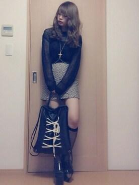 Chiho♡さんの(G.V.G.V.|ジーヴィジーヴィ)を使ったコーディネート