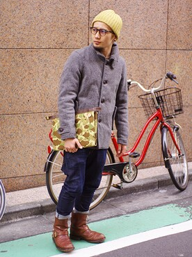FLANAGE東京渋谷店|moriさんのコーディネート