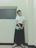 「Furla Metropolis Top Handle Mini Cross Body Bag(Furla)」 using this 高橋愛 looks