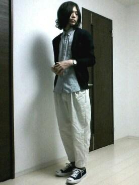 tsubasa hondaさんの(VICTIM|ヴィクティム)を使ったコーディネート