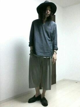 tsubasa hondaさんの(URBAN RESEARCH ID|アーバンリサーチ アイディー)を使ったコーディネート