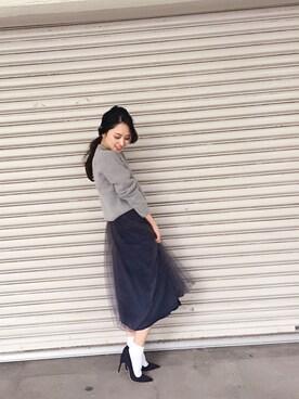 LIFE's代官山店|Hina...☻*さんの「Boildウールニット(TODAYFUL)」を使ったコーディネート