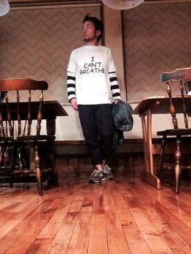 Hiroki Matsudaさんの(NUMBER (N)INE DENIM|ナンバーナイン デニム)を使ったコーディネート