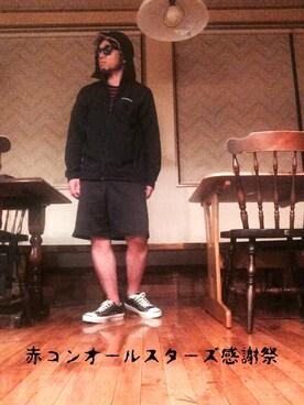Hiroki Matsudaさんの(UNDER ARMOUR|アンダーアーマー)を使ったコーディネート