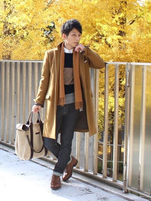 女の子ウケがいい!20代後半~30代メンズの冬モテファッションコーデ集
