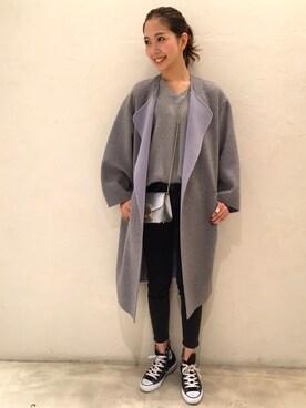 ビューティ&ユース ユナイテッドアローズ 札幌店 Ayano Fujitaさんの(6(ROKU) BEAUTY&YOUTH UNITED ARROWS)を使ったコーディネート
