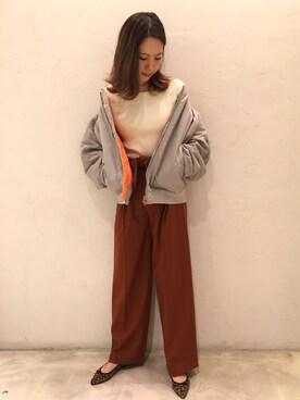 ビューティ&ユース ユナイテッドアローズ 札幌店|Ayano Fujitaさんの(BEAUTY&YOUTH UNITED ARROWS)を使ったコーディネート