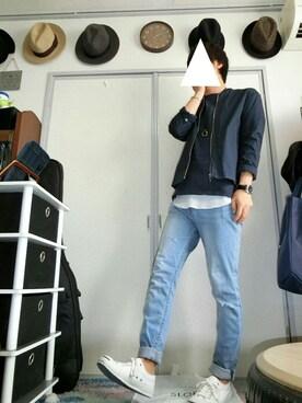 yukioさんの(VIBGYOR|ヴィブジョー)を使ったコーディネート
