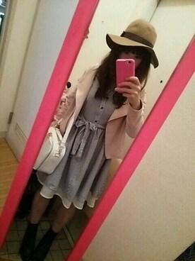 Megumi-tさんの(MIIA|ミーア)を使ったコーディネート