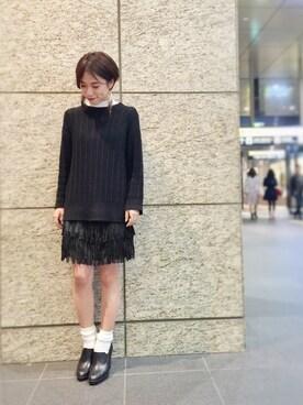 mystic LUCUA大阪店|okada sakiさんの(mystic|ミスティック)を使ったコーディネート