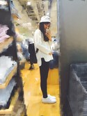 「Stussy Stock Love Denim Bucket Hat(Stussy)」 using this IYenTsai looks