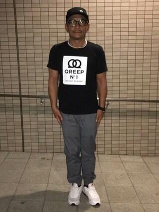 中野英雄さんの「【NIKE】AIR MAX INVIGOR(NIKE|ナイキ)」を使ったコーディネート