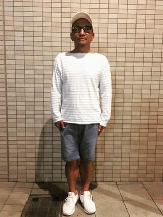中野英雄さんの「NIKE / W AIR MAX 90 ULTRA BR 【SP】(NIKE|ナイキ)」を使ったコーディネート