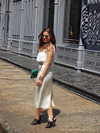 「PRADA Knee length skirts(Prada)」 using this Betül.Yıldız looks