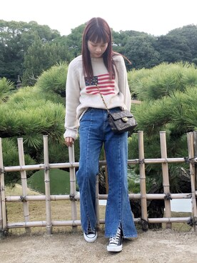 安中亜美さんの(STYLENANDA|スタイルナンダ)を使ったコーディネート