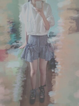 (Miu Miu) using this 米线 looks
