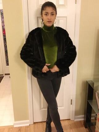 「BLK DNM Denim pants(BLK DNM)」 using this Debbie Ruiz looks