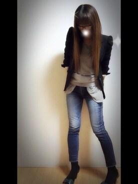 ♡chiecolate♡さんの(Bianca`s closet|ビアンカズ クローゼット)を使ったコーディネート