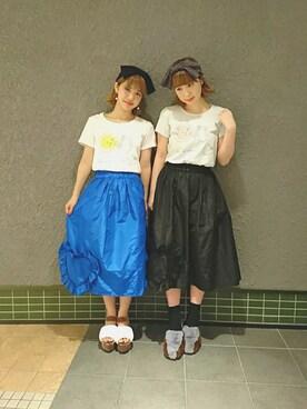 merry jenny 梅田エスト店|松岡 美樹さんの「Furミュール(merry jenny|メリージェニー)」を使ったコーディネート