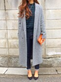 「Prada Saffiano Zip-Around Wallet, Orange (Papaya)(Prada)」 using this misaki looks