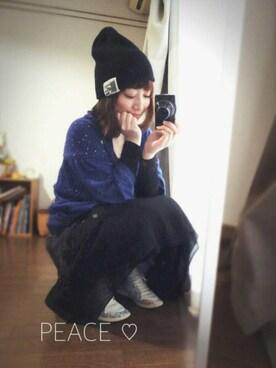 yuki*さんの(TSUMORI CHISATO)を使ったコーディネート