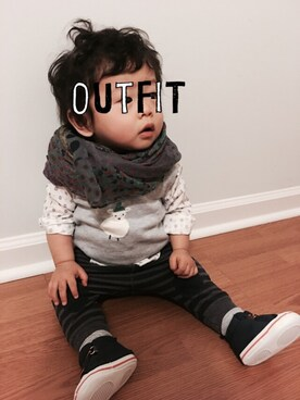 (ZARA KIDS) using this yyca looks