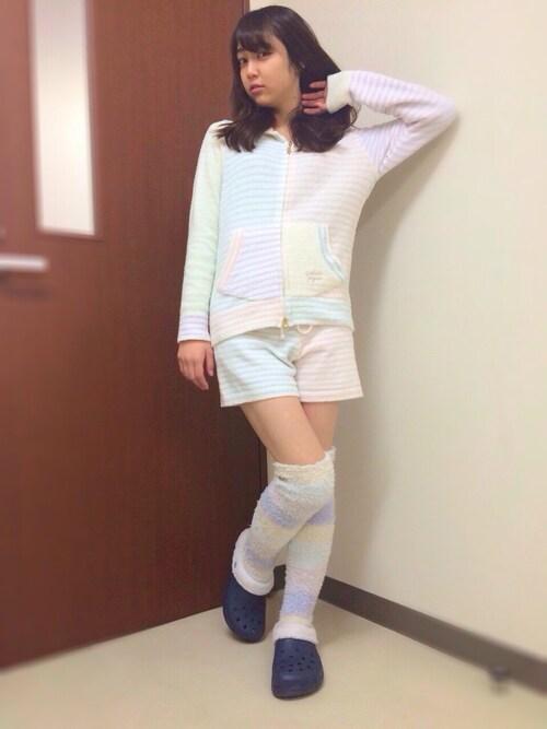 山谷花純さんのコスチューム