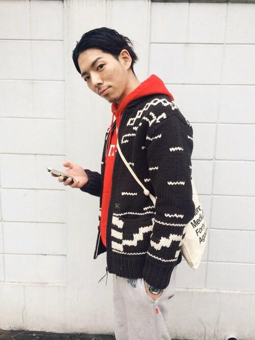 d2935c4eea1 JinwooPark is wearing (W)TAPS