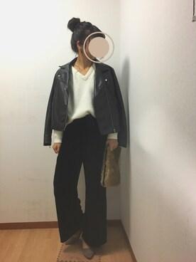 salaさんの(KOBE LETTUCE|KOBE LETTUCE)を使ったコーディネート