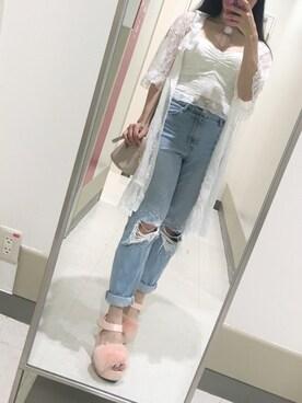 ♡ chihiro ♡さんの(LIZ LISA|リズリサ)を使ったコーディネート