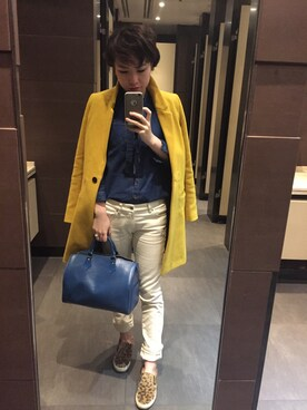 (ZARA) using this 柏原 looks