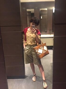 (ZARA) using this 柏原 looks