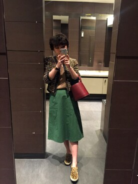 (MOUSSY) using this 柏原 looks