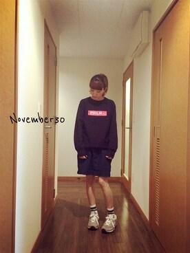 yn☆さんの(w closet|ダブルクローゼット)を使ったコーディネート