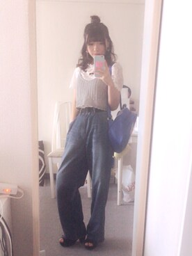 (VINTAGE) using this ニンシキ looks