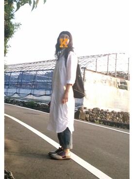 kimichan93さんの(BLUE BLUE JAPAN|ブルーブルージャパン)を使ったコーディネート
