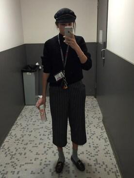 (UNIQLO) using this Natsuki Tanaka looks