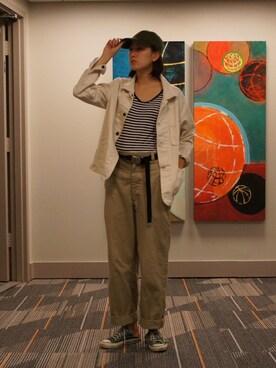 (VINTAGE) using this Natsuki Tanaka looks