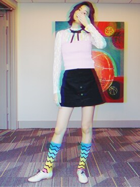 (UNIF) using this Natsuki Tanaka looks