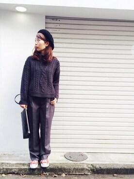 MILKFED. AT HEAVEN27ラフォーレ原宿|田代綾美さんの(MILKFED.|ミルクフェド)を使ったコーディネート