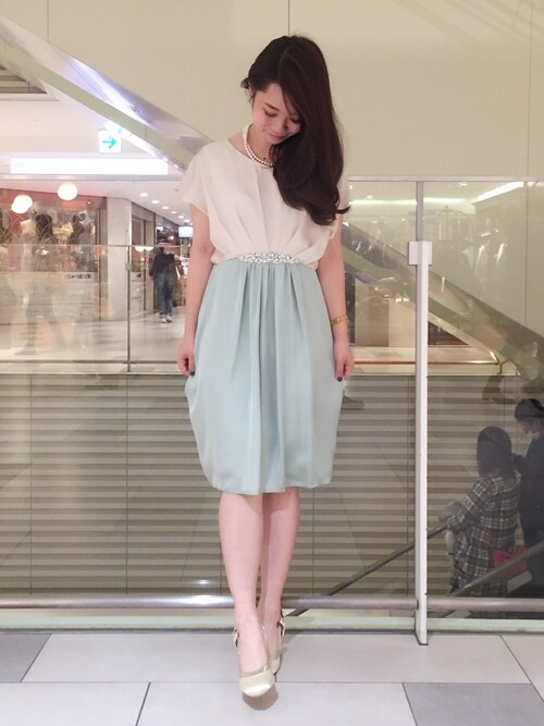 結婚式服装コーデ30代女