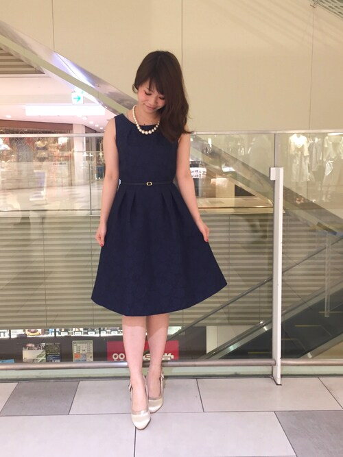 結婚式 服装 40代 コーデ