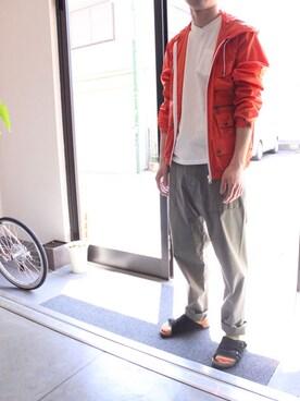 Sunny clothing store|Sunny clothing storeさんの(FUJITO)を使ったコーディネート
