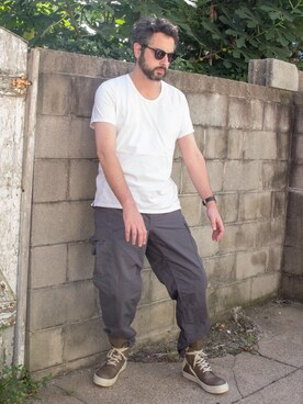 (MILITARY SURPLUS) using this Mason Krane looks